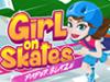 Girl-on-Skates: Papier Blaze