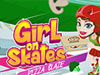 Girl-on-Skates: Pizza Mania