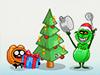 Dumme Wege zu sterben: Weihnachtsfeier